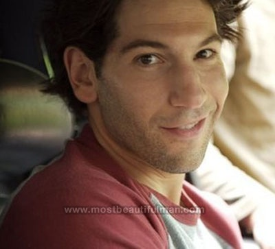 Jon Bernthal: I know he's the crazy psycho Shane on TWD... but this just makes it go all away....