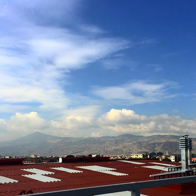 """View from one of the condos I toured in Colombia........ My 2nd home is Bogota😍 #andesmountains #happyplace #bogota #colombia #travel #missionary #missiontrip #travelblogger #topflightfamily"" by @nikkihaughey (Nikki Haughey). #turismo #instalife #ilove #madeinitaly #italytravel #tour #passportready #instavacation #natgeotravel #mytinyatlas #traveldeeper #travelawesome #travelstoke #travelwriter #lonelyplanet #instalive #ilovetravel #instatravelling #getaway #globetrotter #travelandlife…"
