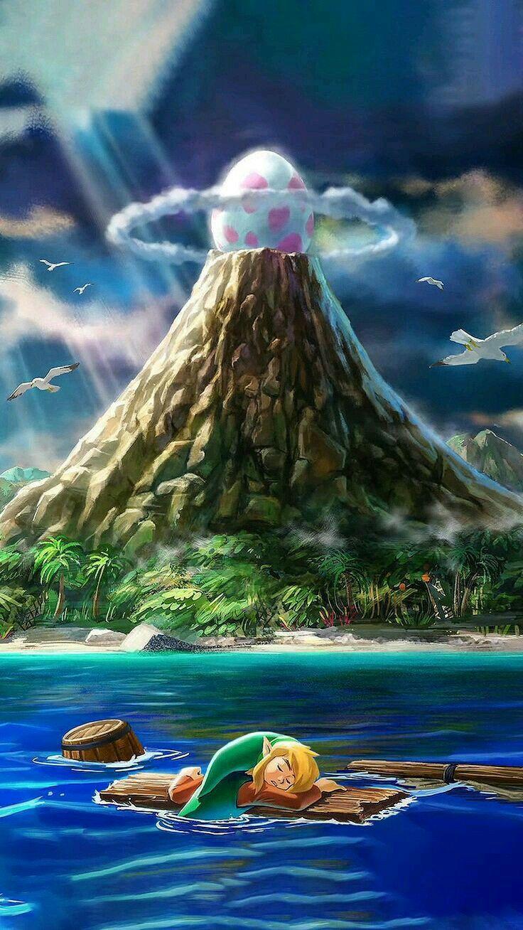 Zelda Link S Awakening Legend Of Zelda Breath Legend Of Zelda
