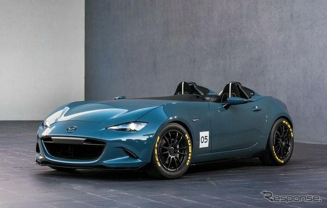 Mazda Miata new speed star concept