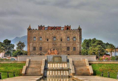 Castello della Zisa , Palermo