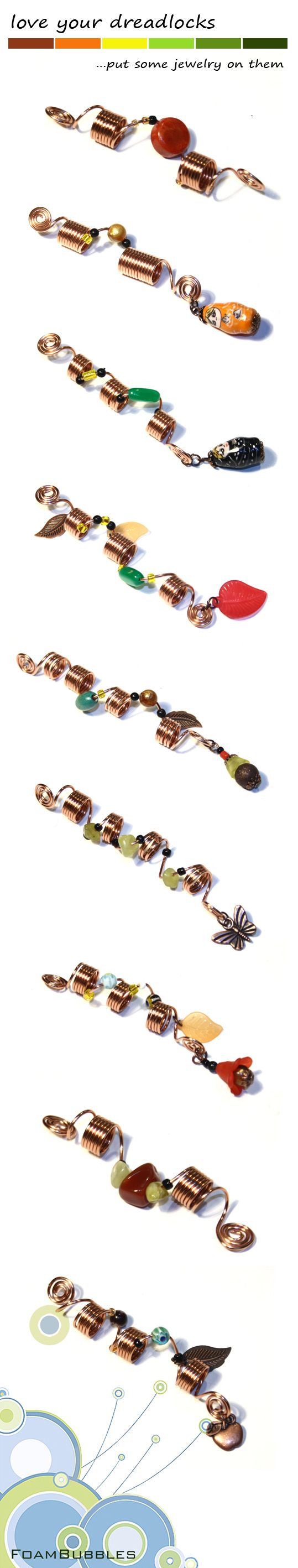 best try diy images on pinterest dreadlock jewelry dreadlocks