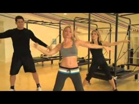 Tracy Anderson-Arms Webisode