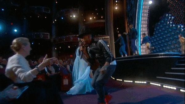 """Next up was Meryl. 