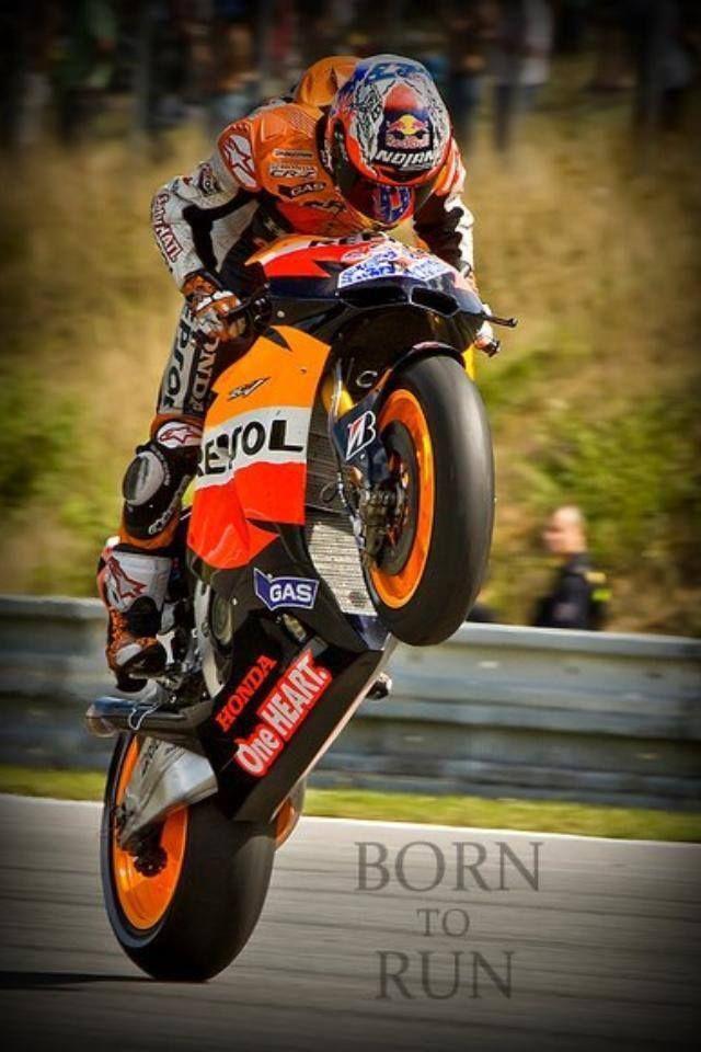 #Stoner #Honda #Gp |In Control...