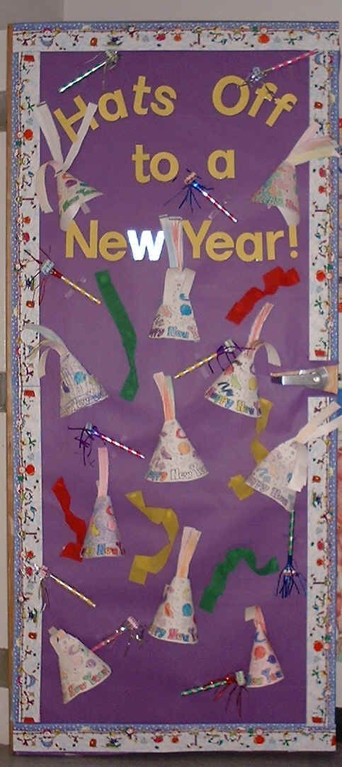 Classroom Decorating Ideas For January ~ Best january bulletin boards images on pinterest
