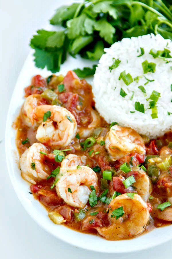 Mardi Gras is almost here and if Shrimp Étouffée isn't on your menu, put it there! It's a fantastic dish that everyone will rave over!