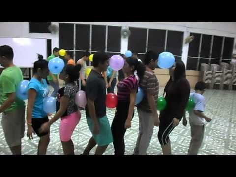 Dinamica - Juegos - Carrera de mellizos - YouTube