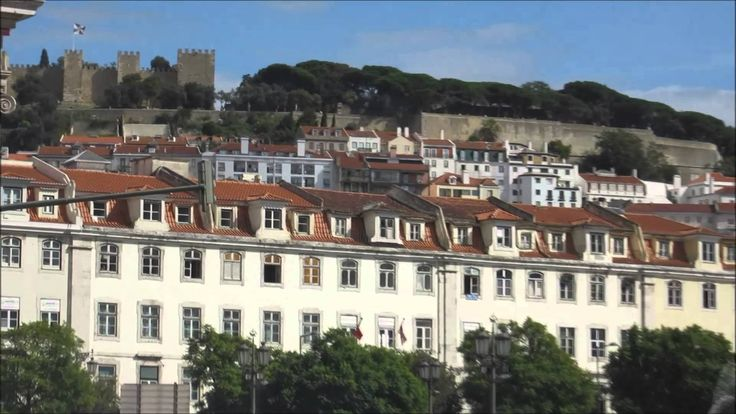 #Lisbon #Marquês do Pombal to #Rossio, 2014 #Portugal  From Marquês do Pombal to Rossio square, down the Avenida da Liberdade, Lisbon