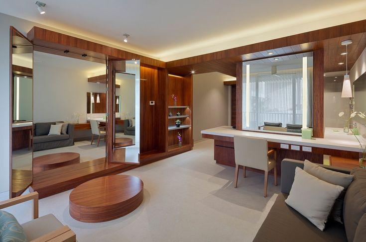 Ekspansivnyj Dizajn Otelya Grand Hyatt V Meksike Hotel Interior Design Hotel Arch Hotel