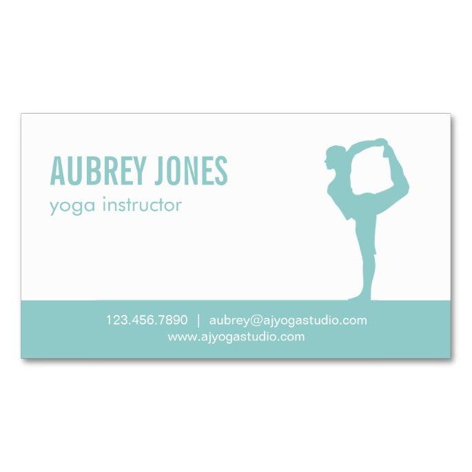 Yoga business cards militaryalicious yoga business cards reheart Gallery