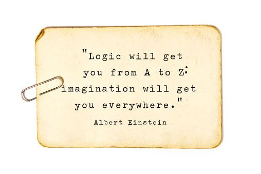 imaginationThoughts, Words Of Wisdom, Imagine, True, Albert Einstein Quotes, Albert Einstein, Living, Inspiration Quotes, Logic