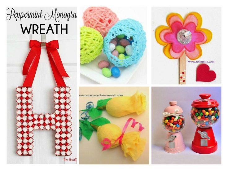 17 best images about chuches on pinterest navidad candy bars and fiestas - Manualidades originales de navidad ...