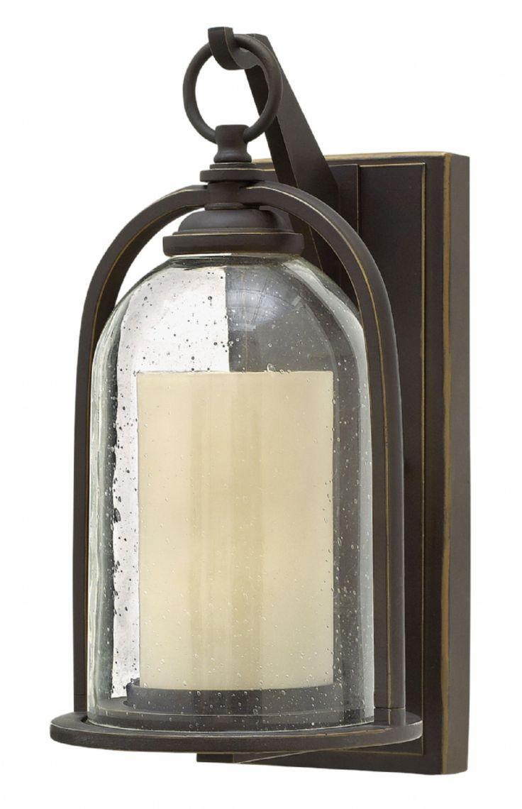 Industrial outdoor lamp - Oil Rubbed Bronze Quincy Lanterns Outdoor