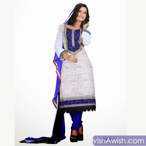 CHARMING Suits - India's Leading Online clothes  and Sareees shopping center  http://www.vishawish.com/charming-suits-378-1006A