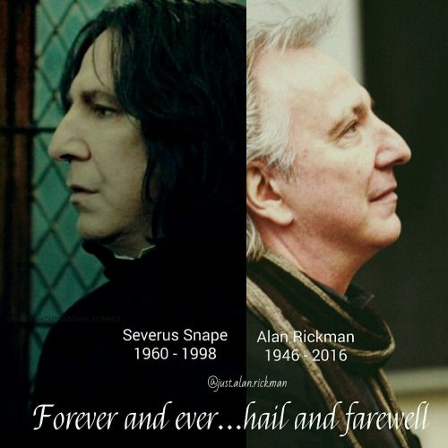 Forever and ever...hail and farewell...