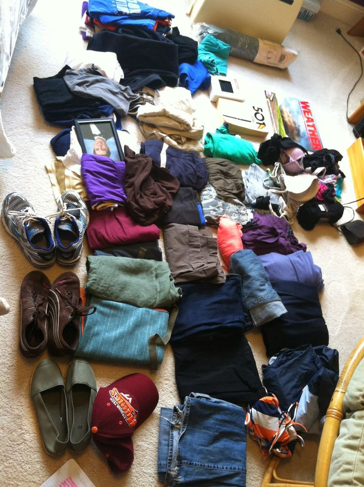 Peace Corps Packing List