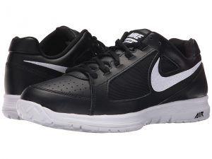 Nike Air Vapor Ace (Black/White/White) Men's Tennis Shoes
