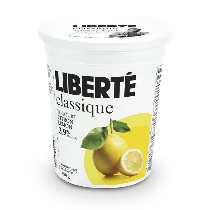 Citron Classique. Classique Lemon.