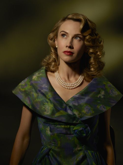 Wynn Everett as Whitney Frost in Agent Carter