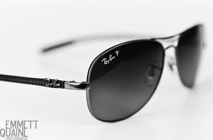 ray ban carbon aviator