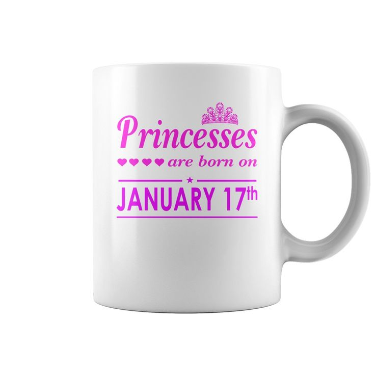January 17 mugs Born on January 17 mug January 17 Birthday January 17 born January 17 gift for birthday January 17 mug for birthday #gift #ideas #Popular #Everything #Videos #Shop #Animals #pets #Architecture #Art #Cars #motorcycles #Celebrities #DIY #crafts #Design #Education #Entertainment #Food #drink #Gardening #Geek #Hair #beauty #Health #fitness #History #Holidays #events #Home decor #Humor #Illustrations #posters #Kids #parenting #Men #Outdoors #Photography #Products #Quotes #Science…