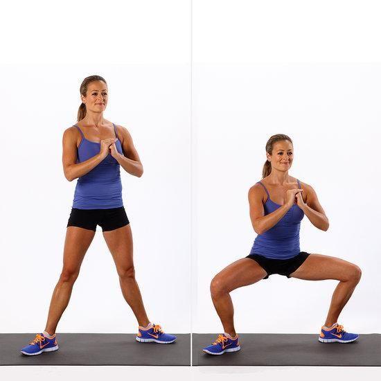5 tipos de sentadillas para mejorar tu figura | Cuidar de tu belleza es facilisimo.com