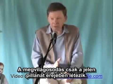 Eckhart Tolle - Megvilágosodás - YouTube