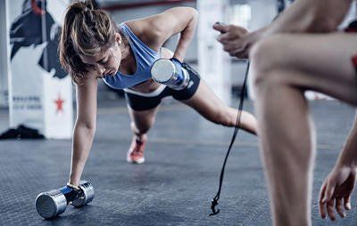 Try this workout that keeps burning calories for hours after you're done.