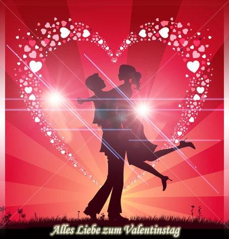 Free eCards - Grusskarten - Neue Grusskarten zum Valentinstag