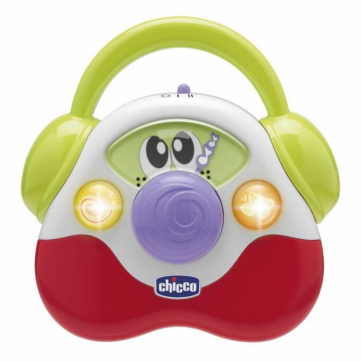 Radio   Zabawka dla dziecka rozwijająca wyobraźnię