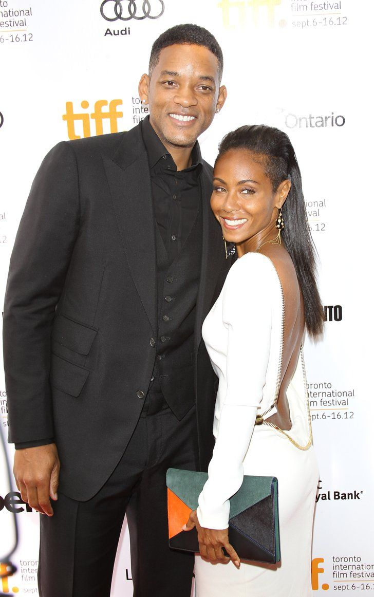 Pin for Later: Celebrities Who Pulled Off Secret Weddings Will Smith and Jada Pinkett