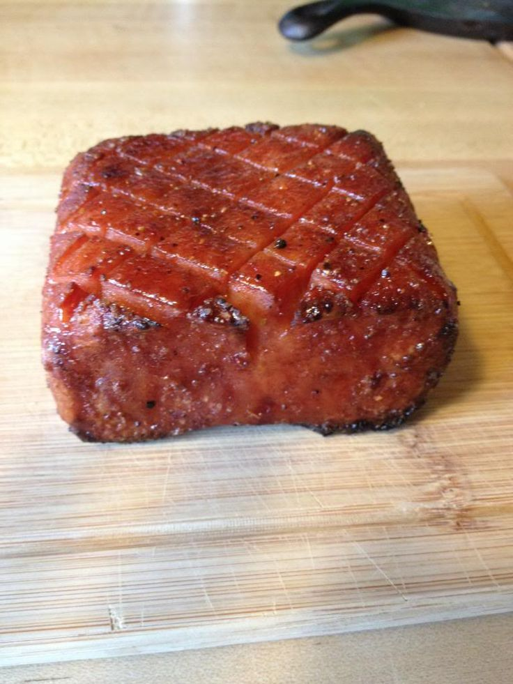 Three Dogs BBQ: Smoked Spam: The Great American Mystery Meat