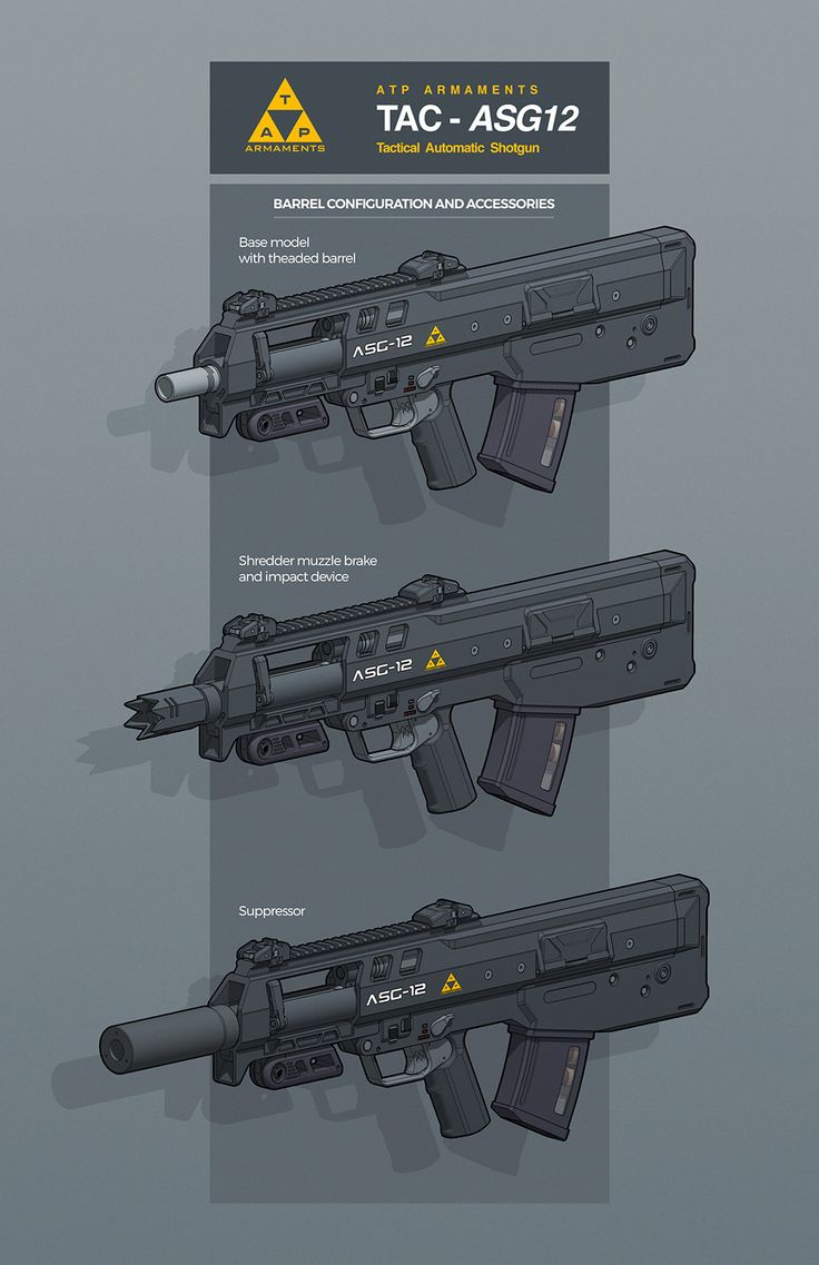 Concept Weapons Portfolio by Alex Penescu on ArtStation.