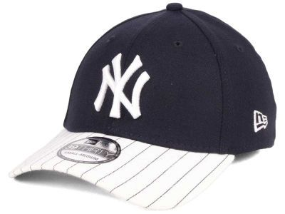 5f59fb1cba4d85 New York Yankees New Era MLB Pinstripe Classic 39THIRTY Cap ...