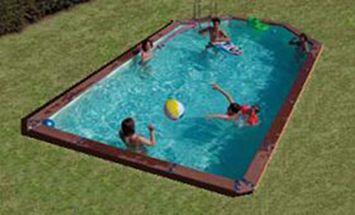 Piscine enterrée Zodiac Mixte, le meilleur de la piscine Zodiac à monter soi-même