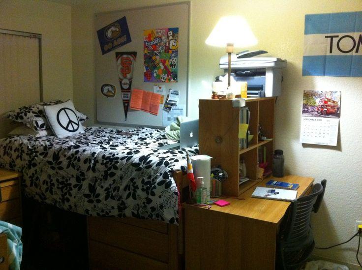 Dorm Design Ideas, Webster Hall At UC Davis   I Really Like The Shelf On.  College BooksBoston ... Part 36