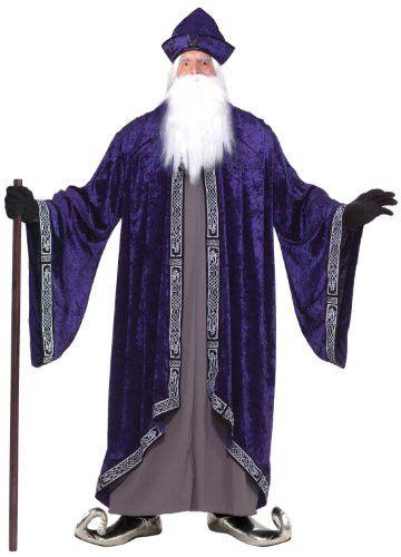 Grand Wizard Costume Plus Size