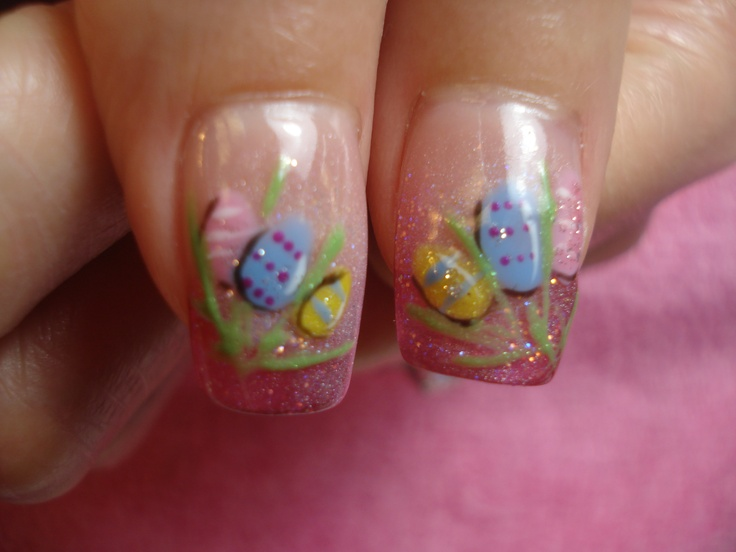 nail design using Entity One Color Couture Gel Enamel.: Nails Design