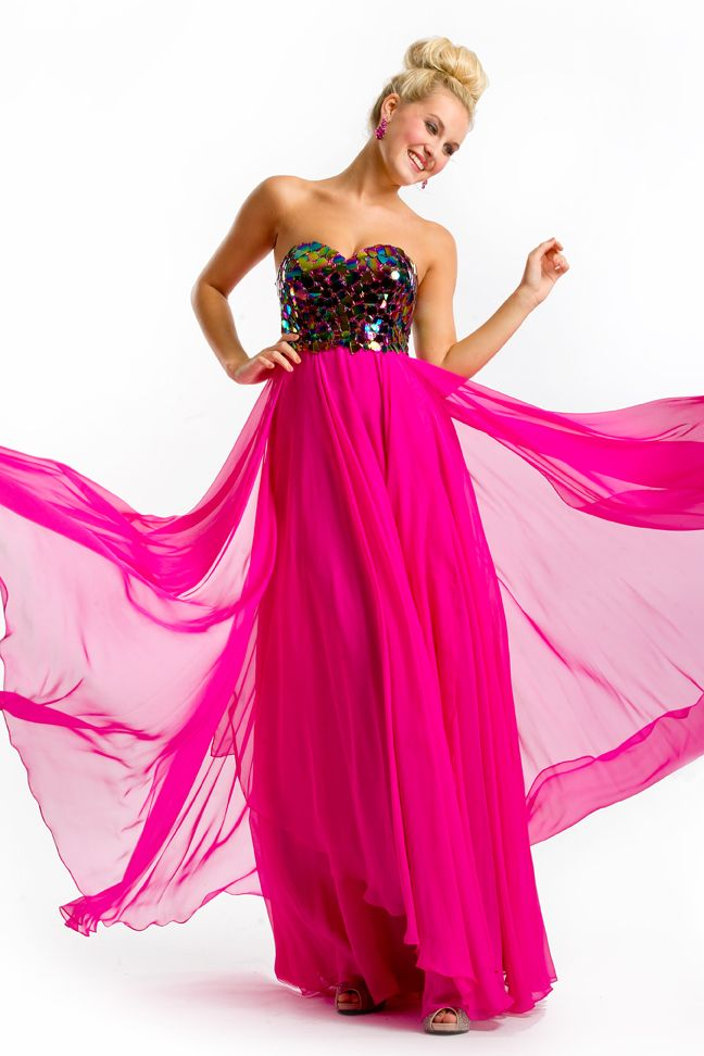 43 best Party Time Prom Dresses images on Pinterest | Prom dresses ...