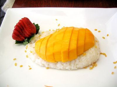 Mango Thai , il frutto che fa da dessert o snack - http://www.provarciegratis.com/cucina-thailandese/frutti-vegetali-tropicali/mango-thai/ - by  Pier Sottojox -  #fruttathai #fruttatropicale #mango #mangothai #mangothailandese Leggi qui tutto l'articolo http://www.provarciegratis.com/cucina-thailandese/frutti-vegetali-tropicali/mango-thai/