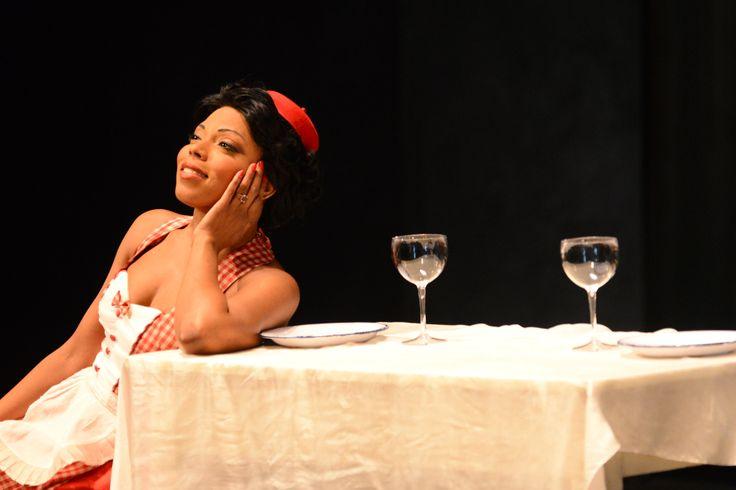 Kristin Lewis (Nedda/Colombina) - Pagliacci (Ph. Roberto Ricci)