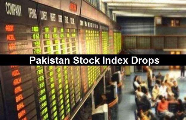 Pakistan Stock Exchange Dropped By 824 Points Pakistan Stock