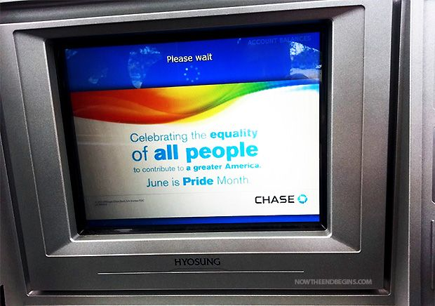 Chase Bank Demands That Employees Answer Threatening Pro-LGBT Survey - Now The End Begins