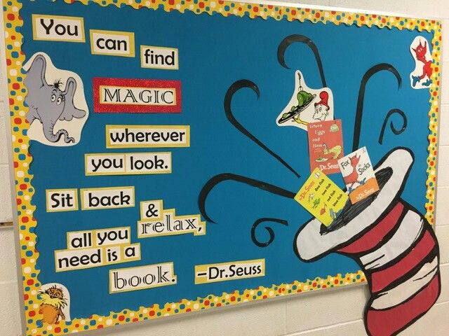 Dr. Seuss Read Across America