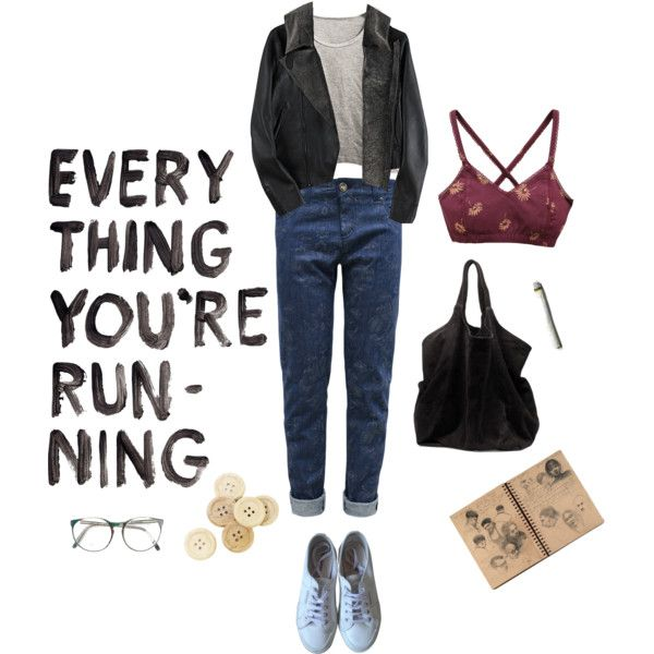 Untitled #207 by papawine on Polyvore featuring RVCA, Superga, Ganni and C.R.A.F.T.