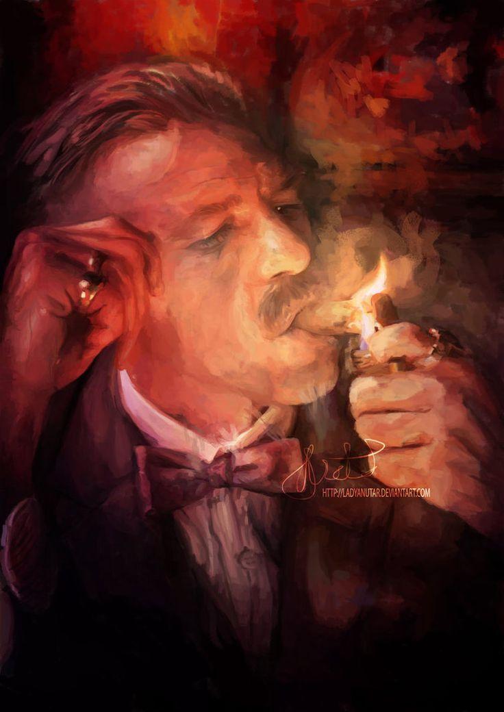 Arthur Shelby by LadyAnutar on DeviantArt