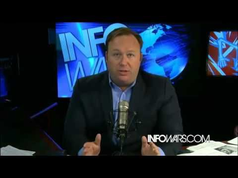 Alex Jones : Hillary Clinton, Bloomberg & ISIS - Rant