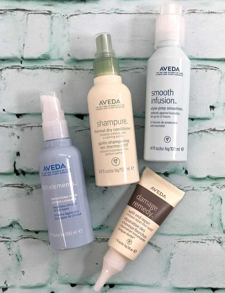 Aveda Hair Repair Products