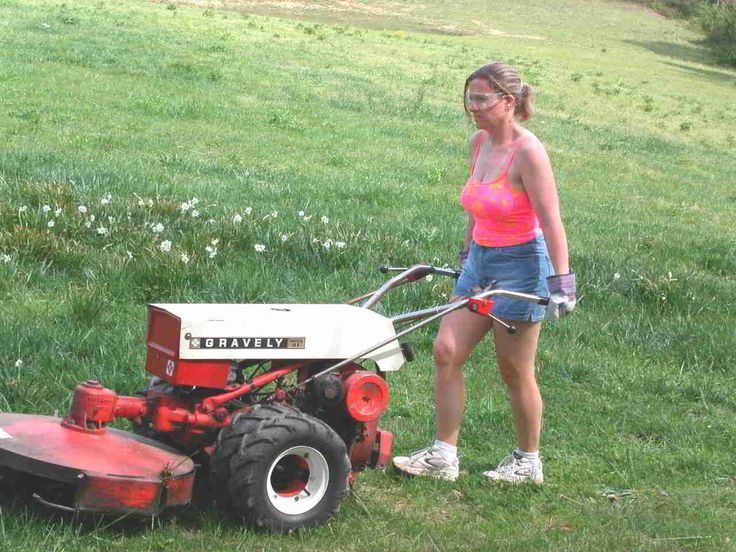 Antique John Deere Lawn Tractors : Best images about gravely walk behind tractor i couldn